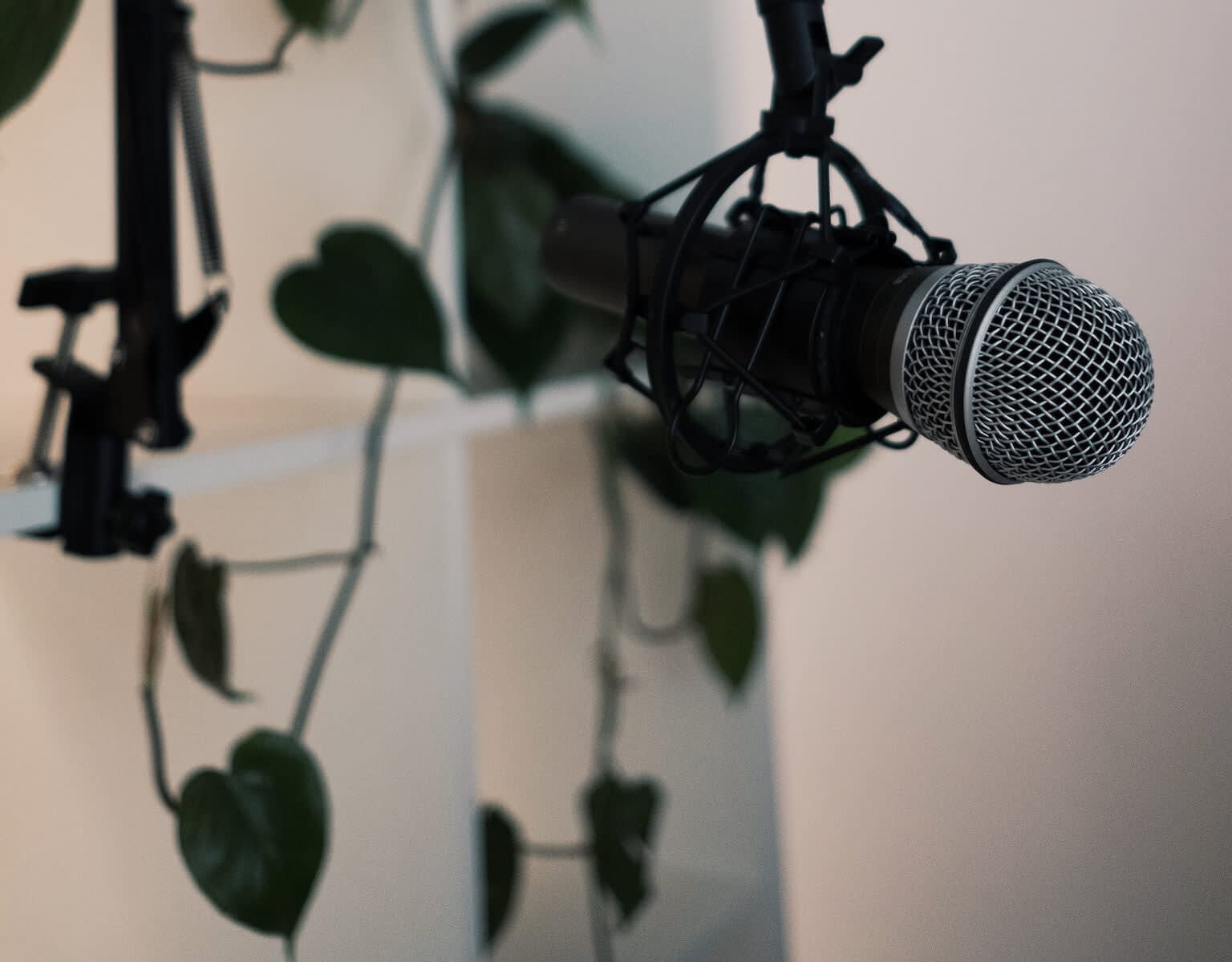 Estúdio Podcast GCREW - Academia Podcast