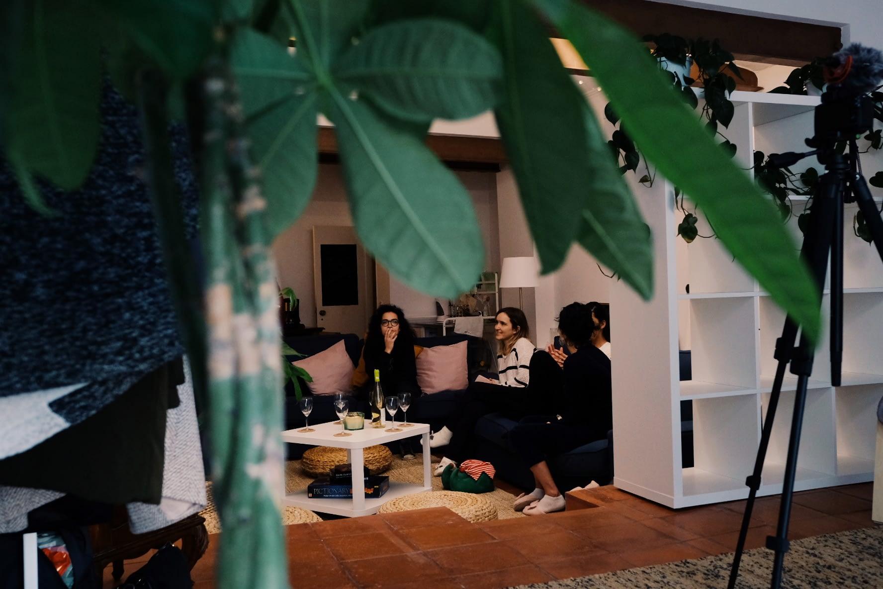GCREW Social Club para Mulheres em Lisboa