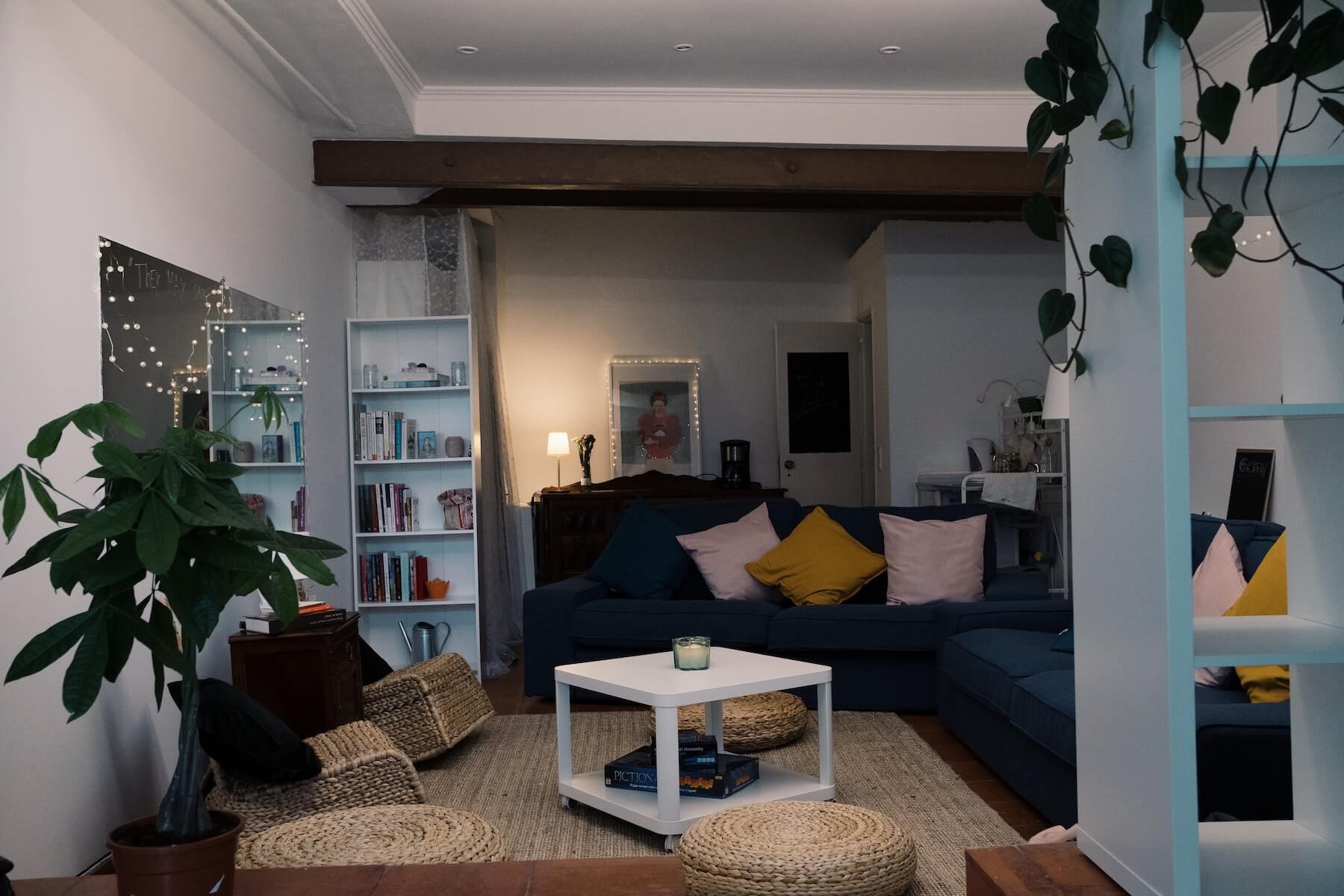 Espaço GCREW Social Club para Mulheres em Lisboa